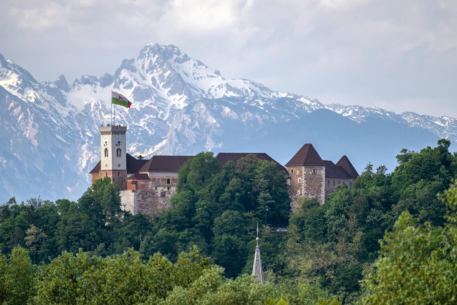 Ljubljana Castle Visit Expereince MICE