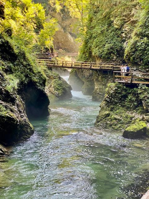 bled gorge leisur egroup tours slovenia