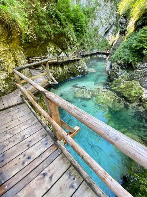 bled hiking paths slovenia