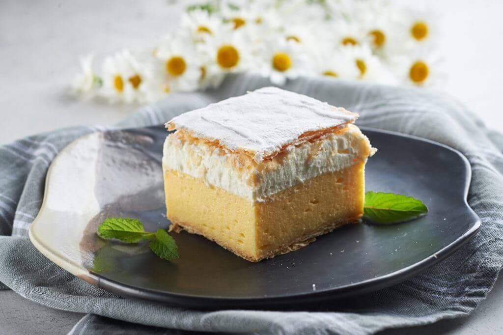 blejska kremsnita cream cake