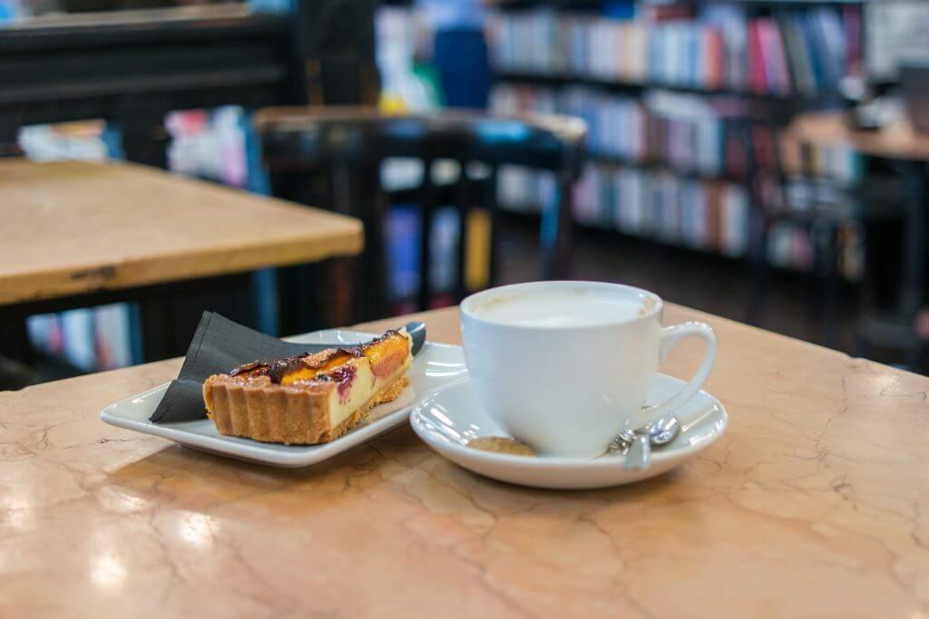 capuccino san marco caffe shop