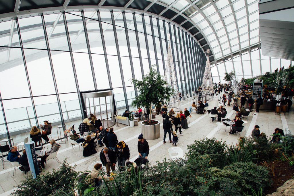 exhibition exposition trade show venue business fair