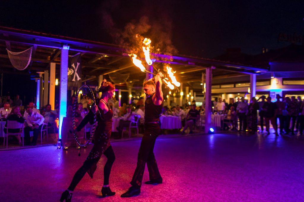 fire entertainment show performance slovenia