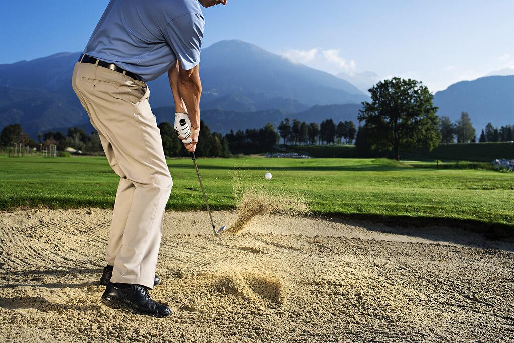 golf player in slovenia