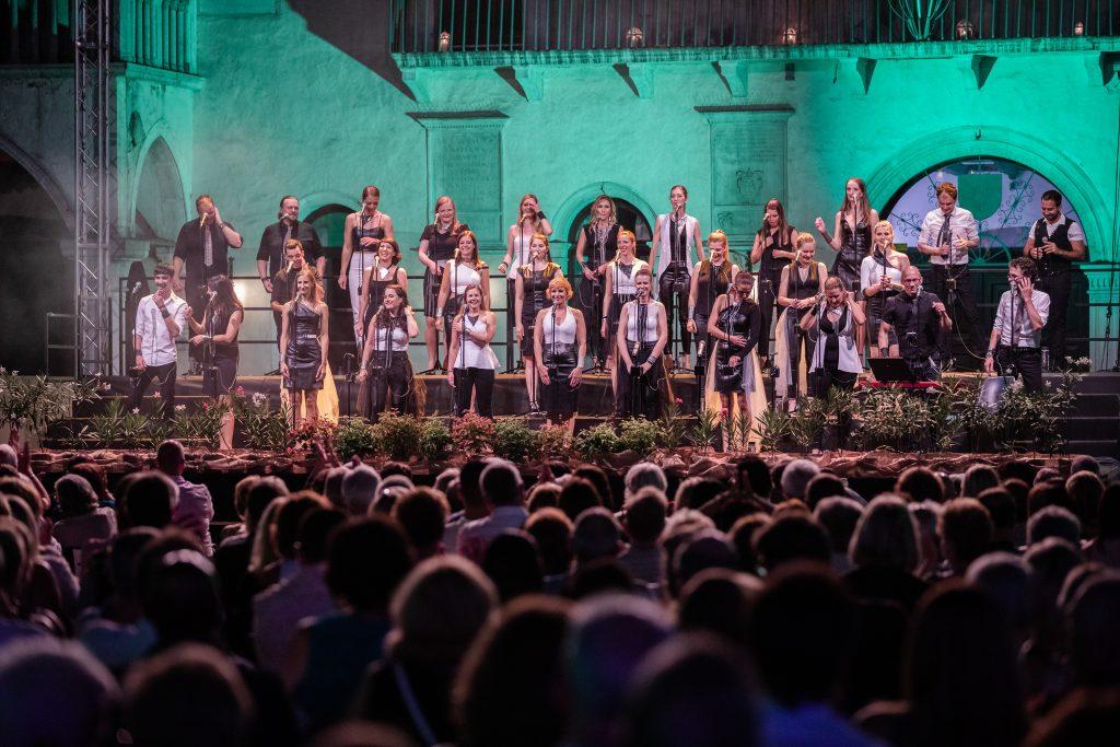 koper perpetum jazzile choir cruise event slovenia