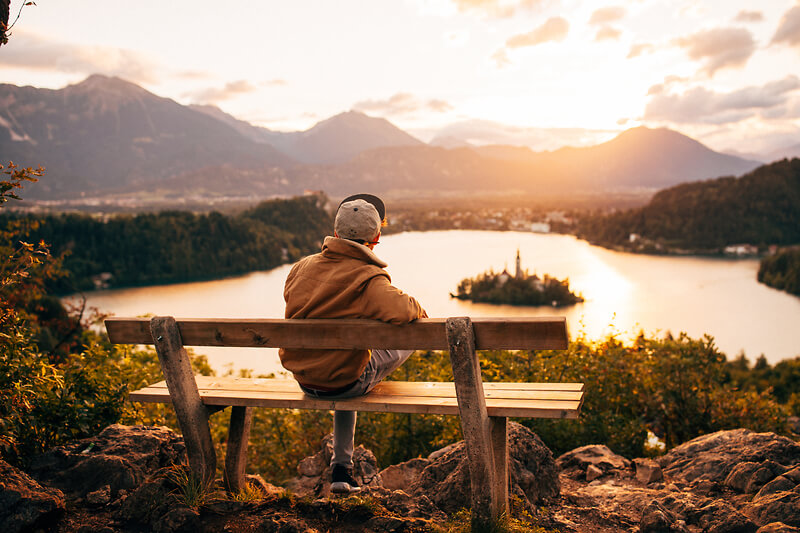 lake-bled-island-sunset-romantic-weekend