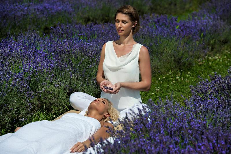 lavandafield massage