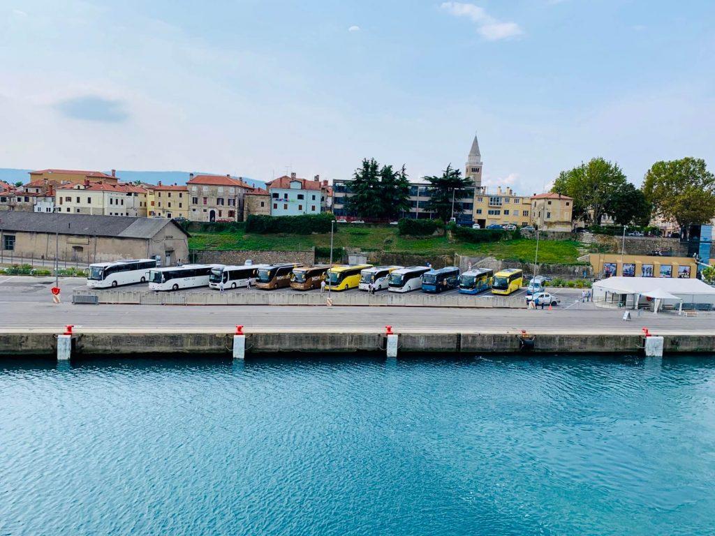 port of koper buses