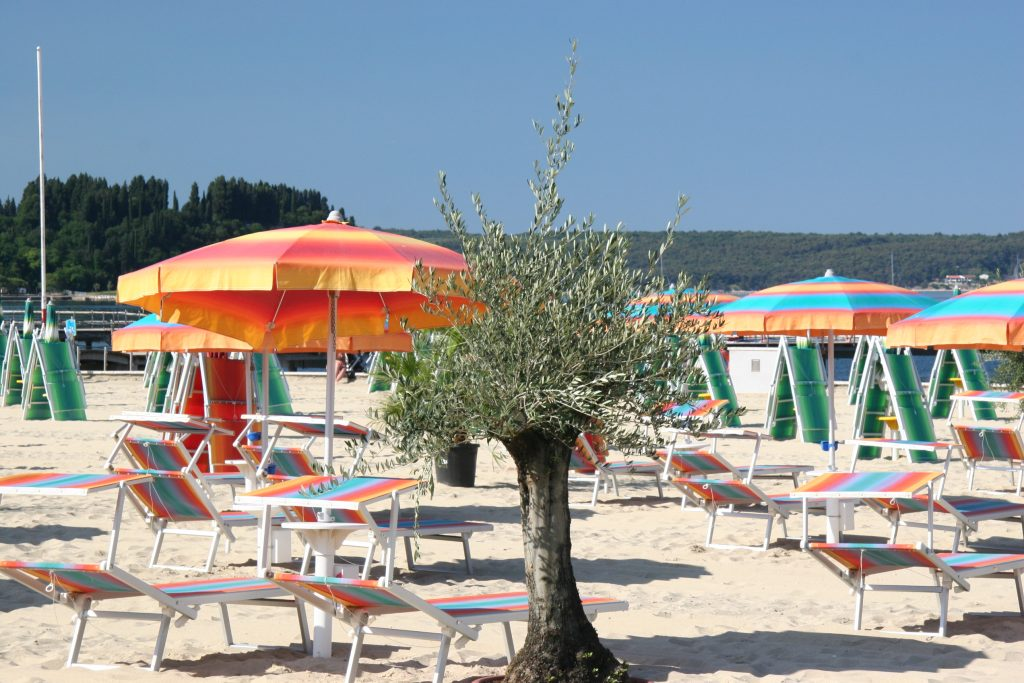 private portoroz beach event rental