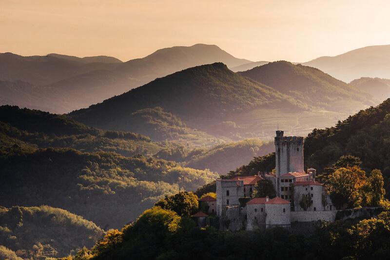 rihenberg castle slovenia