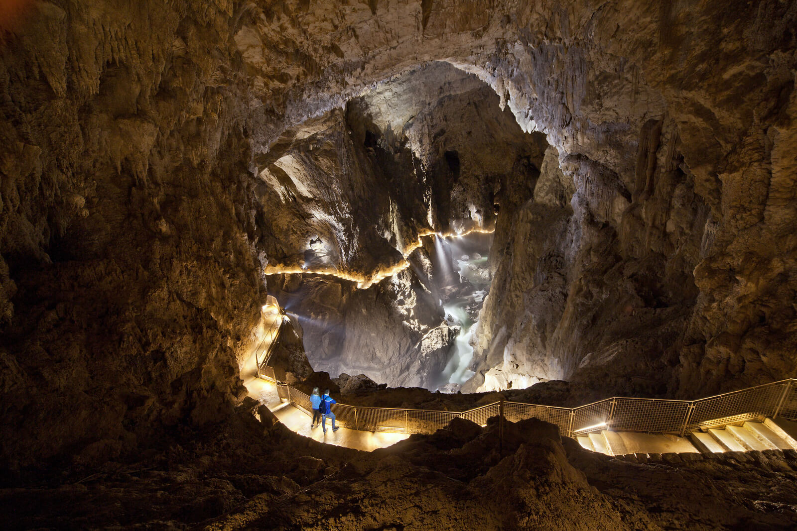 skocjan unesco caves