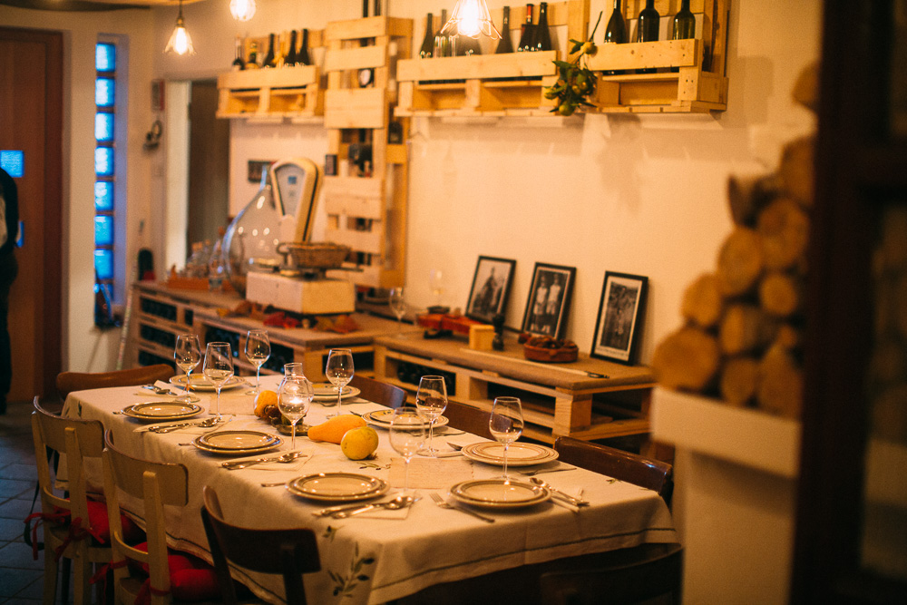 slovenia private home dining experience