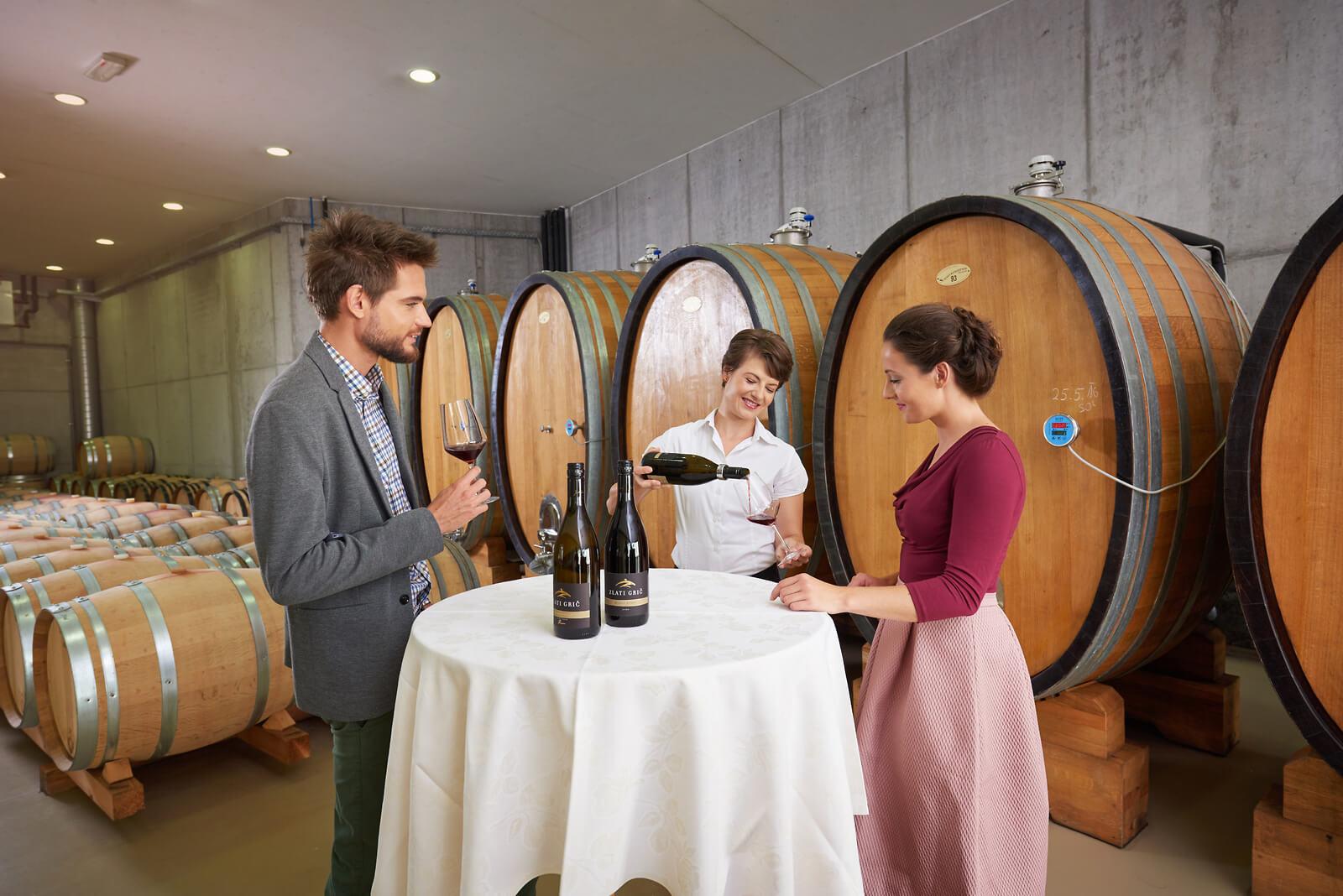 slovenia wine tasting