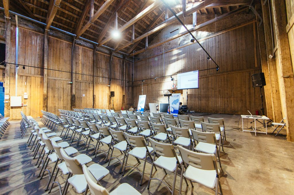 special venue monfort conference setup mice slovenia