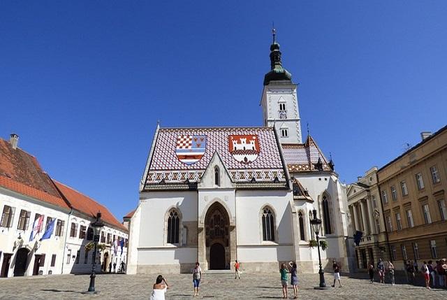 st-marks-church-zagreb-group-tour