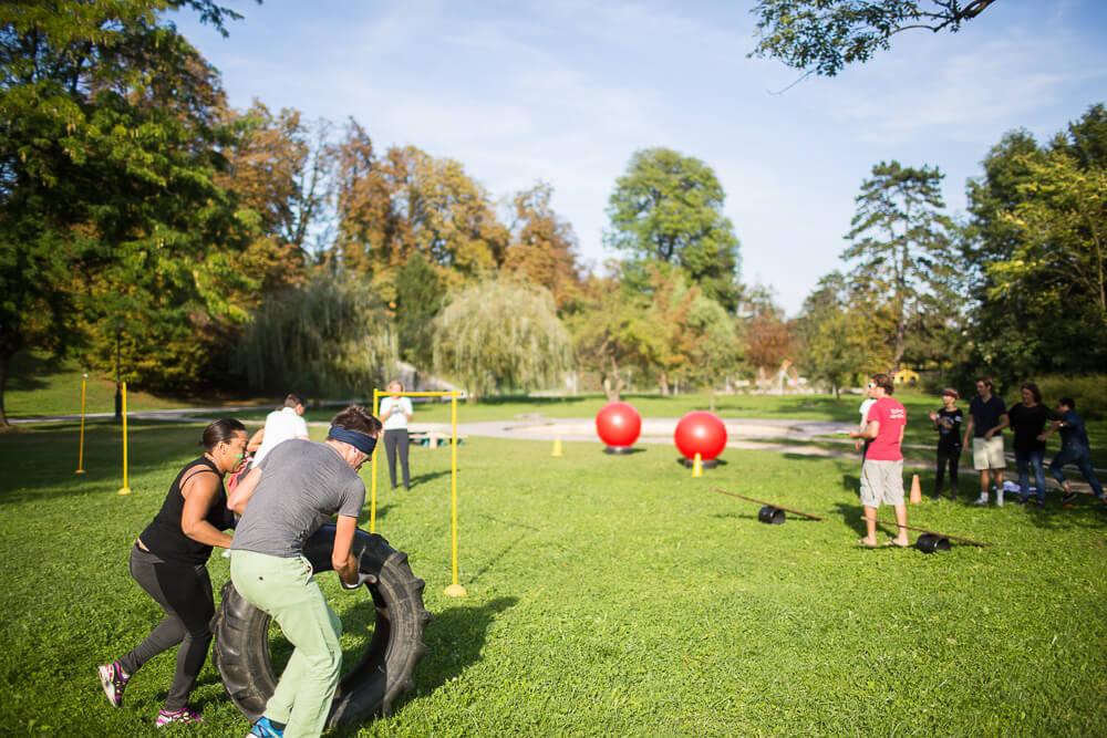 team games for groups slo ljubljana