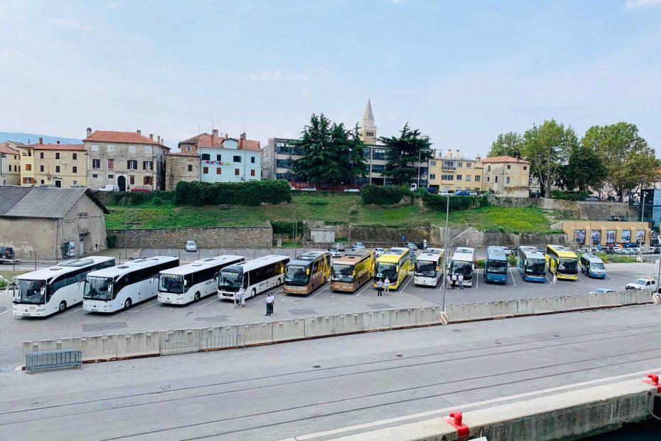 bus transportation dispatch