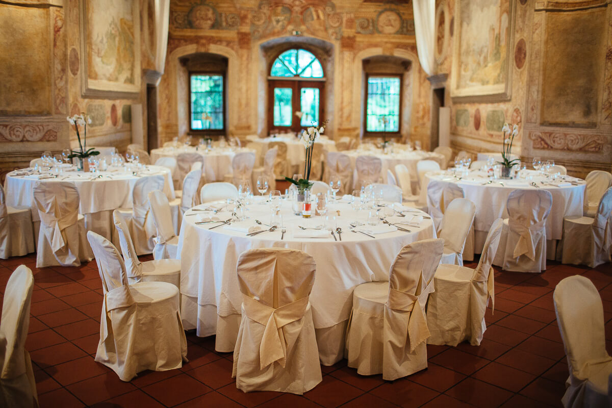 zemono gala dinner setup off venue mice slovenia